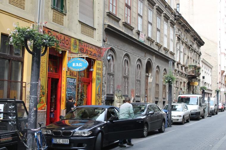 kazinczy street  budapest