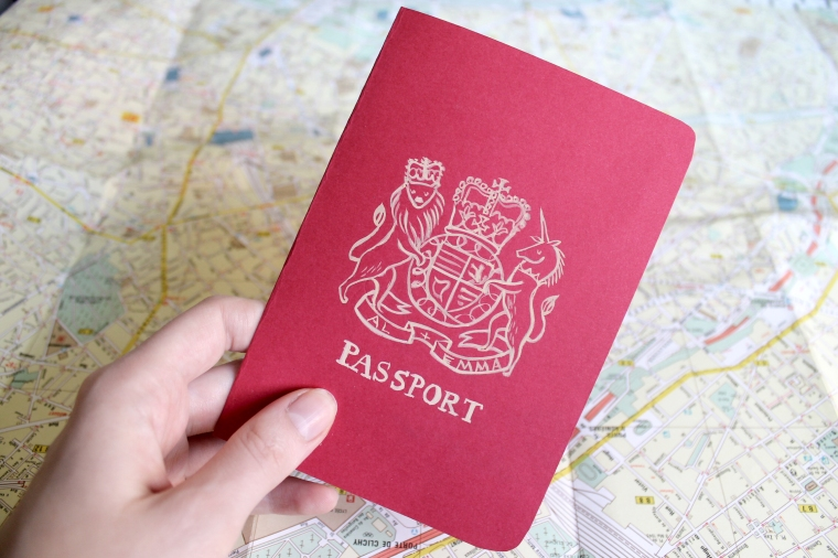 passport diy emma block